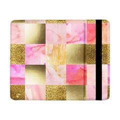 Collage Gold And Pink Samsung Galaxy Tab Pro 8 4  Flip Case
