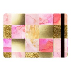 Collage Gold And Pink Apple Ipad Pro 10 5   Flip Case by 8fugoso