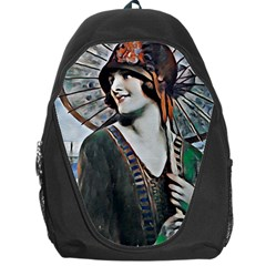 Gatsby Sommer Backpack Bag by 8fugoso