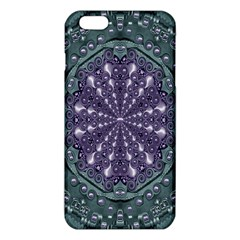 Star And Flower Mandala In Wonderful Colors Iphone 6 Plus/6s Plus Tpu Case by pepitasart