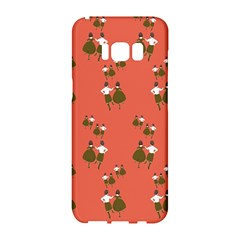 Dance Samsung Galaxy S8 Hardshell Case  by Celenk