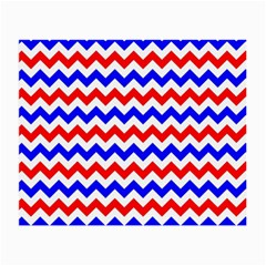 Zig Zag Pattern Small Glasses Cloth (2 Side)