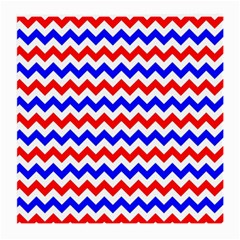 Zig Zag Pattern Medium Glasses Cloth