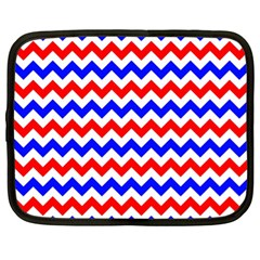 Zig Zag Pattern Netbook Case (xl)
