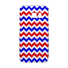 Zig Zag Pattern Galaxy S6 Edge by Celenk