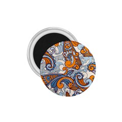 Paisley Pattern 1 75  Magnets by Celenk