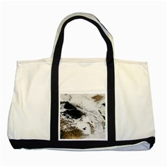 Winter Olympics Two Tone Tote Bag