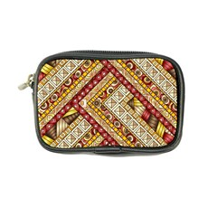 Ethnic Pattern Styles Art Backgrounds Vector Coin Purse