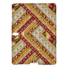 Ethnic Pattern Styles Art Backgrounds Vector Samsung Galaxy Tab S (10 5 ) Hardshell Case  by Celenk