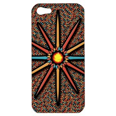 Star Apple Iphone 5 Hardshell Case by linceazul