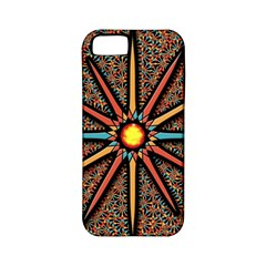 Star Apple Iphone 5 Classic Hardshell Case (pc+silicone) by linceazul