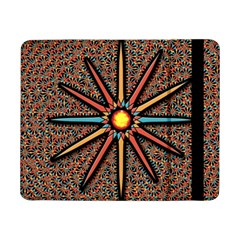 Star Samsung Galaxy Tab Pro 8 4  Flip Case by linceazul