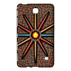 Star Samsung Galaxy Tab 4 (8 ) Hardshell Case  by linceazul