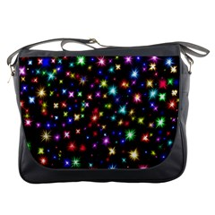 Fireworks Rocket New Year S Day Messenger Bags by Celenk