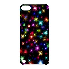 Fireworks Rocket New Year S Day Apple Ipod Touch 5 Hardshell Case With Stand by Celenk