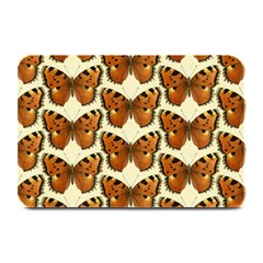 Butterfly Butterflies Insects Plate Mats by Celenk