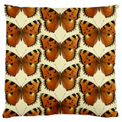 Butterfly Butterflies Insects Standard Flano Cushion Case (two Sides) by Celenk