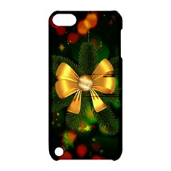 Christmas Celebration Tannenzweig Apple Ipod Touch 5 Hardshell Case With Stand by Celenk