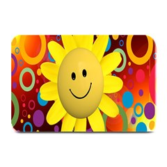 Sun Laugh Rays Luck Happy Plate Mats