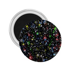 Universe Star Planet All Colorful 2 25  Magnets by Celenk