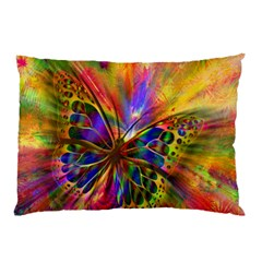 Arrangement Butterfly Aesthetics Pillow Case (two Sides) by Celenk