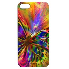 Arrangement Butterfly Aesthetics Apple Iphone 5 Hardshell Case With Stand by Celenk