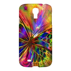 Arrangement Butterfly Aesthetics Samsung Galaxy S4 I9500/i9505 Hardshell Case by Celenk