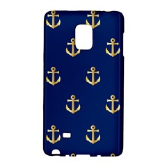 Gold Anchors Background Galaxy Note Edge by Celenk