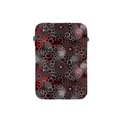 Chain Mail Vortex Pattern Apple Ipad Mini Protective Soft Cases