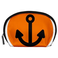 Anchor Keeper Sailing Boat Accessory Pouches (large)  by Celenk