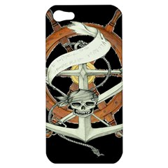 Anchor Seaman Sailor Maritime Ship Apple Iphone 5 Hardshell Case