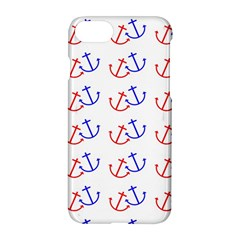 Anchors Nautical Backdrop Sea Nautical Apple Iphone 8 Hardshell Case