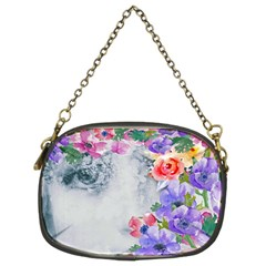 Flower Girl Chain Purses (two Sides)  by 8fugoso
