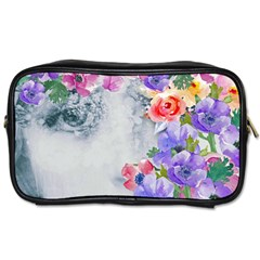 Flower Girl Toiletries Bags by 8fugoso