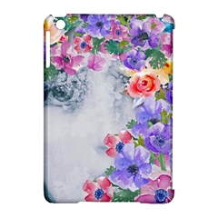 Flower Girl Apple Ipad Mini Hardshell Case (compatible With Smart Cover) by 8fugoso