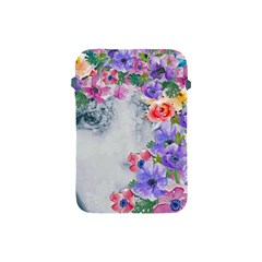 Flower Girl Apple Ipad Mini Protective Soft Cases by 8fugoso