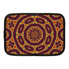 Geometric Tapestry Netbook Case (medium)  by linceazul
