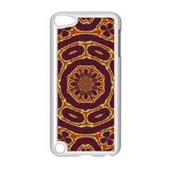 Geometric Tapestry Apple Ipod Touch 5 Case (white) by linceazul