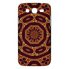 Geometric Tapestry Samsung Galaxy Mega 5 8 I9152 Hardshell Case  by linceazul