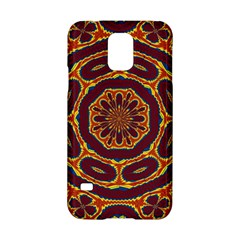 Geometric Tapestry Samsung Galaxy S5 Hardshell Case  by linceazul