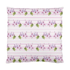 Floral Pattern Standard Cushion Case (one Side) by SuperPatterns