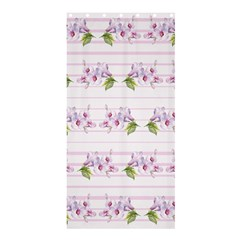 Floral Pattern Shower Curtain 36  X 72  (stall)  by SuperPatterns