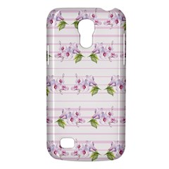 Floral Pattern Galaxy S4 Mini by SuperPatterns