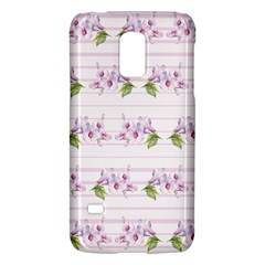 Floral Pattern Galaxy S5 Mini by SuperPatterns