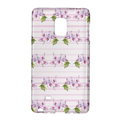 Floral Pattern Galaxy Note Edge by SuperPatterns