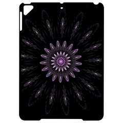 Fractal Mandala Delicate Pattern Apple Ipad Pro 9 7   Hardshell Case by Celenk