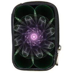 Mandala Fractal Light Light Fractal Compact Camera Cases by Celenk