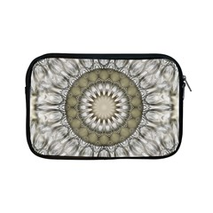Mandala Sand Color Seamless Tile Apple Ipad Mini Zipper Cases by Celenk