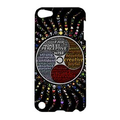 Whole Complete Human Qualities Apple Ipod Touch 5 Hardshell Case by Celenk