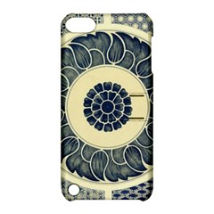 Background Vintage Japanese Apple Ipod Touch 5 Hardshell Case With Stand by Celenk